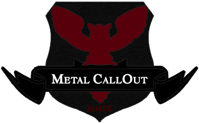 Metal CallOut Shield