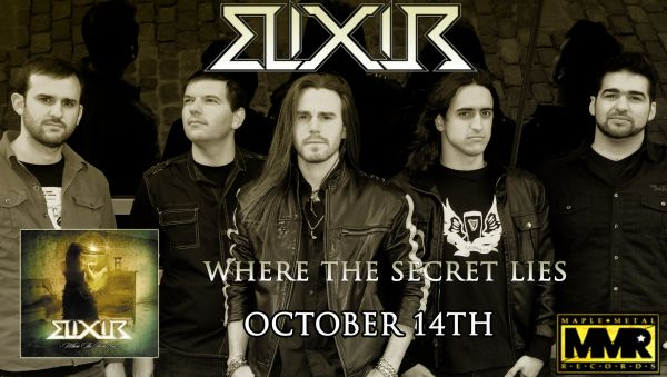 ELIXIR Sign With Maple Metal Records, Stream New Track, and