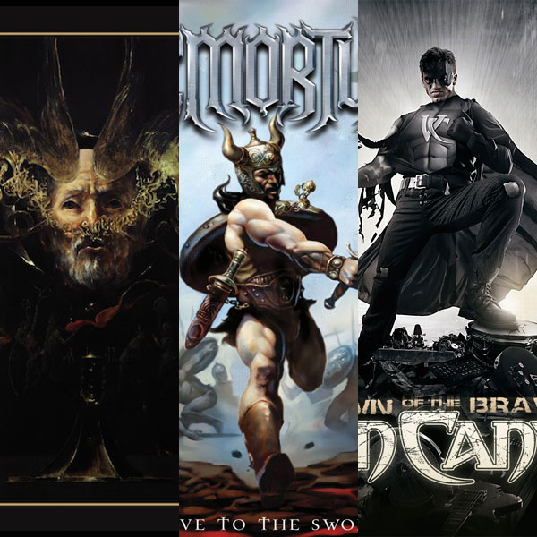 New Heavy Metal Albums to Check Out – Feb 2014