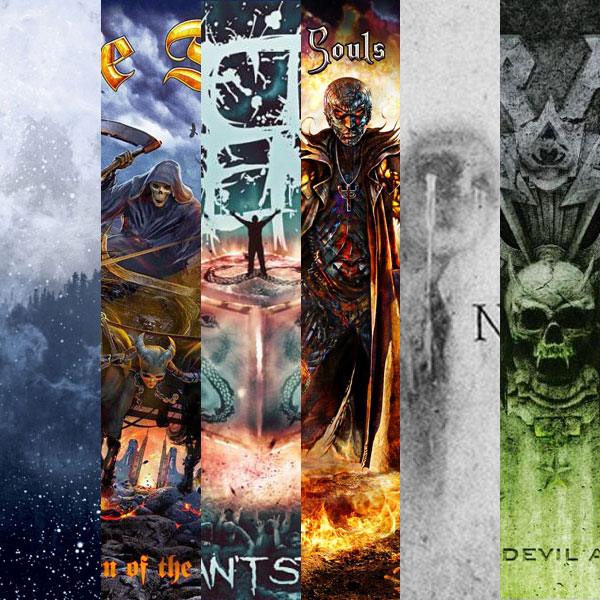 New Heavy Metal Albums to Check Out - July 2014