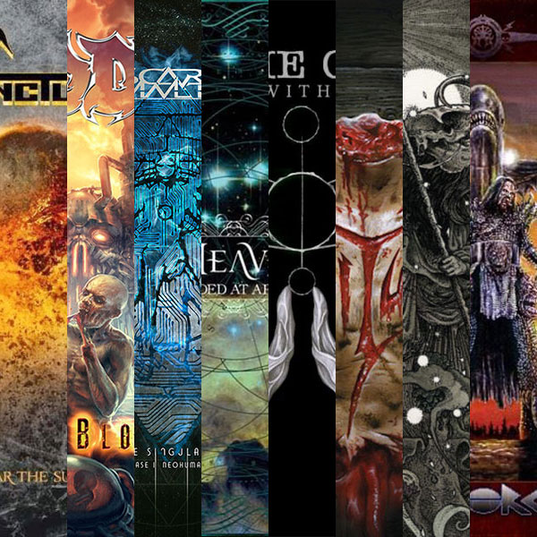 New Heavy Metal Albums to Check Out - October 2014