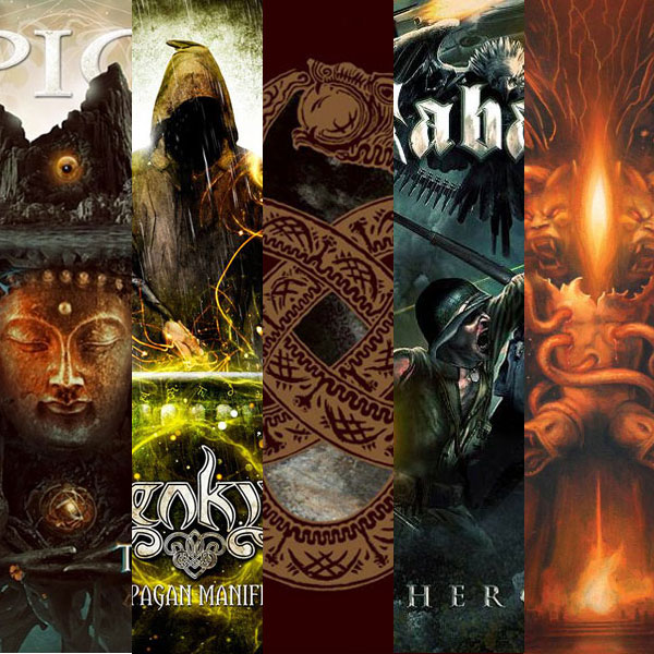 New Heavy Metal Albums to Check Out - May 2014