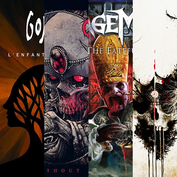 New Heavy Metal Albums to Check Out - Mar 2014