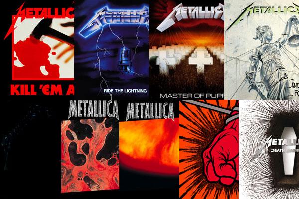Metallica - Discography (19 Albums 23 CDs) (download torrent) - TPB