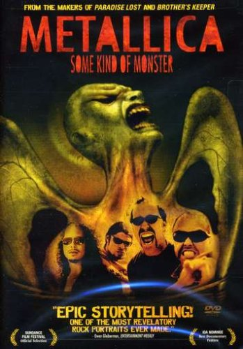 Metallica- Some Kind of Monster