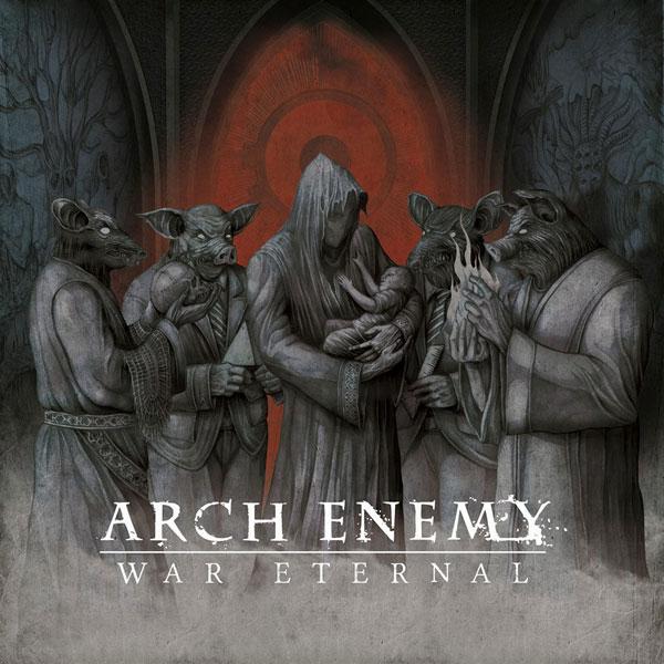 Arch Enemy – War Eternal