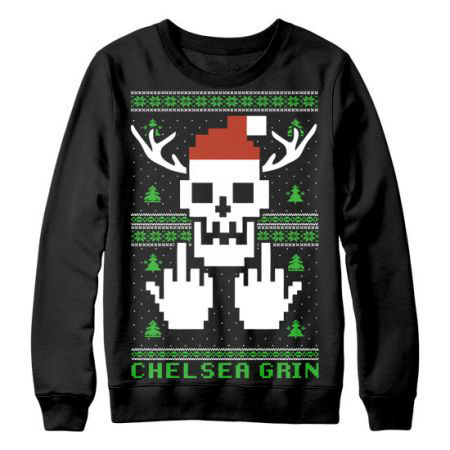 Chelsea Grin Sweater