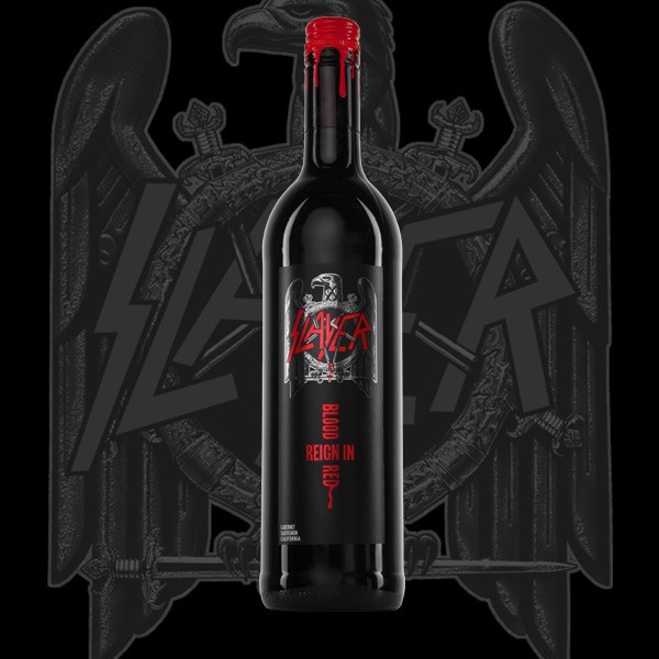 Slayer Reign In Blood Red